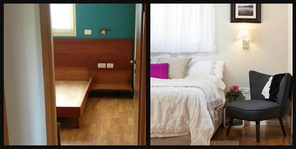 חדר השינה. איפה תעדיפו לישון?